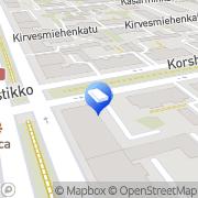 Kartta Multinet Trading Solutions Oy Ab Vaasa, Suomi