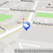 Kartta Citysiivous Oy Pori Pori, Suomi