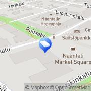 Kartta Huoltoisännöinti Uslin Oy Ab Naantali, Suomi