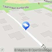 Kartta Suomen Sähköasennus Oy Raisio, Suomi