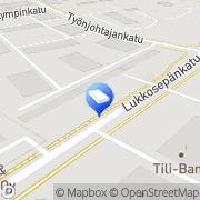 Kartta DPD Finland Oy Turku, Suomi