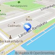 Kartta Rientola Place Marketing Oy Turku, Suomi