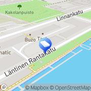 Kartta Uusmediatoimisto Verkkovaraani Oy Turku, Suomi