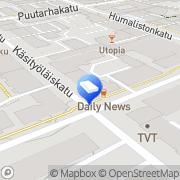 Kartta Finnmecanplan Oy Turku, Suomi