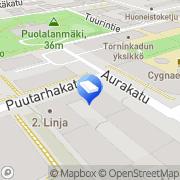 Kartta Mainostoimisto Aura Oy Turku, Suomi