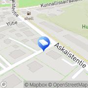 Kartta Konsultointitoimisto Adverb Oy Ab Turku, Suomi