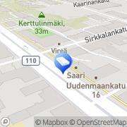 Kartta Mainostoimisto Uusimäki Turku, Suomi