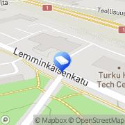 Kartta Sähkö-Merisaari Oy Turku, Suomi