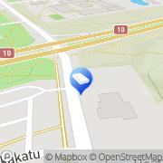 Kartta Villa Visio Oy Turku, Suomi