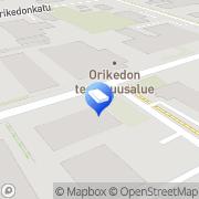 Kartta Oriplan Oy Turku, Suomi