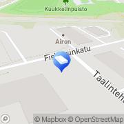 Kartta HexTop Oy Turku, Suomi