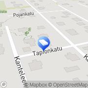 Kartta Tapiola Reijo Oy Littoinen, Suomi