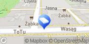 Mapa Trenkwalder - Agencja pracy i doradztwa personalnego Lublin, Polska