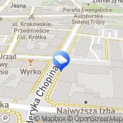 Mapa Sokołowski i Partnerzy sp.p.  Lublin, Polska