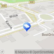 Mapa Gobox Lublin, Polska