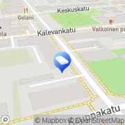 Kartta Autokoulu Lakeuden Liikennekoulu Oy Seinäjoki, Suomi