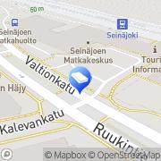 Kartta Megasiirto Oy Seinäjoki, Suomi