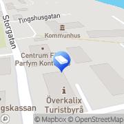 Karta Centrum Färg, Parfym o. Kontor Överkalix, Sverige