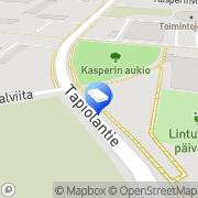 Kartta Seinäjoen kaupunki Lintuviidan päiväkoti Seinäjoki, Suomi