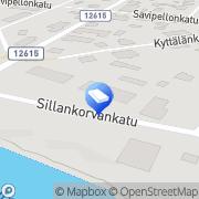 Kartta Blue Systems Loimaa, Suomi
