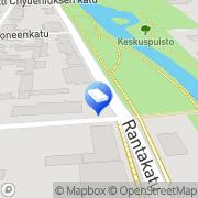 Kartta Hästbacka B Oy Kokkola, Suomi