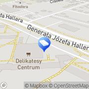 Mapa Golonko Konstanty. Transport Białystok, Polska
