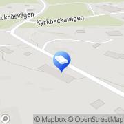Kartta Raaseporin kaupunki Snicknäs daghem Tenhola, Suomi