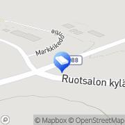 Kartta Hotta Oy Ruotsalo, Suomi