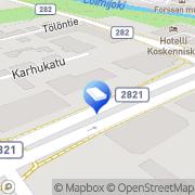 Kartta Maalausliike Söderlund P. Oy Forssa, Suomi