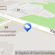 Kartta ISS Palvelut Oy Forssa, Suomi