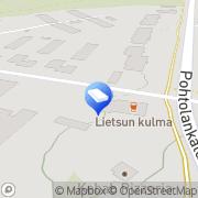 Kartta Nurmi Aatu Tampere, Suomi