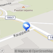 Kartta Tilitoimisto RM Oy Kaustinen, Suomi