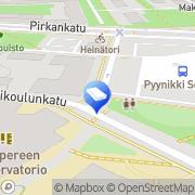 Kartta Asunto Oy Pyynikintori 1 Tampere, Suomi