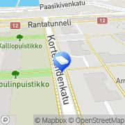 Kartta Ramarco Oy Tampere, Suomi