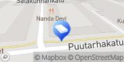 Kartta Näsin Suutari Tampere, Suomi