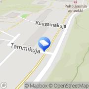 Kartta K2 Hammoud Tmi Tampere, Suomi