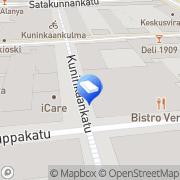 Kartta Espotel Oy Tampere, Suomi