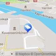 Kartta Mainostoimisto Brand New Way Tampere, Suomi