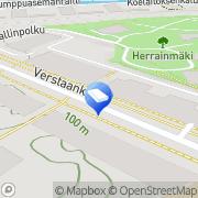 Kartta Isännöitsijätoimisto Kiinteistöpalvelu Isotalo Oy Tampere, Suomi