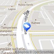 Kartta Ramanetto Oy Tampere, Suomi