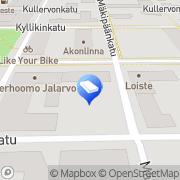 Kartta Asunto Oy Pohjanlouhi Tampere, Suomi