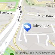 Kartta Mainetoimisto Kohu Tampere, Suomi