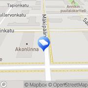 Kartta Asunto Oy Mäkipäänkatu 27-29 Tampere, Suomi