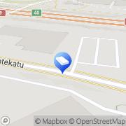 Kartta Kiinteistö Oy Tampereen Tuotekatu 8 Tampere, Suomi