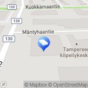 Kartta Pukkila myymälä Tampere Tampere, Suomi