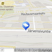 Kartta Asunto Oy Tampereen Järvensivun Mustikkakehrääjä Tampere, Suomi