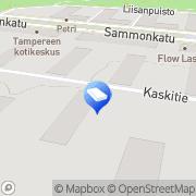 Kartta Koivunen R Tmi Tampere, Suomi