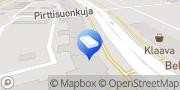 Kartta Suunnittelutyö Tilatoive Tampere, Suomi