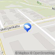 Kartta Kuljetusliike Feenix Transport Oy Tampere, Suomi