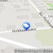 Kartta PPJ-Remontointi Tampere, Suomi